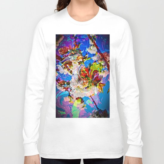Abstract Perfection 14  Spring Long Sleeve T-shirt