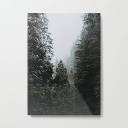 The Pacific Northwest Metal Print