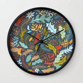 Holidays pt.2 Wall Clock