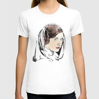 leia T-shirts featuring Leia by Hey!Roger