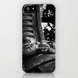 Merrill Fountain, Detroit iPhone Case