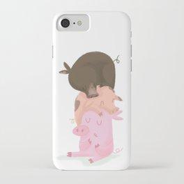 Little pigs iPhone Case