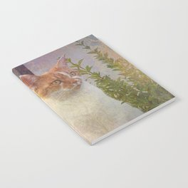 Beautiful Kitty Notebook
