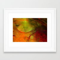 narnia Framed Art Prints featuring Narnia dream by Jean-François Dupuis