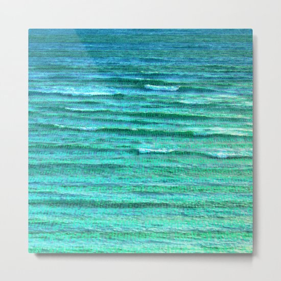 Sea of Indifference Metal Print
