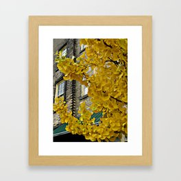 Krug Factory Framed Art Print