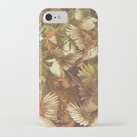 watch iPhone & iPod Cases featuring Red-Throated, Black-capped, Spotted, Barred by Teagan White
