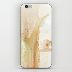 lace and sunlight iPhone & iPod Skin