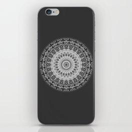 Mandala blast iPhone Skin