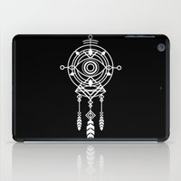 cosmic iPad Cases featuring Cosmic Dreamcatcher by Picomodi