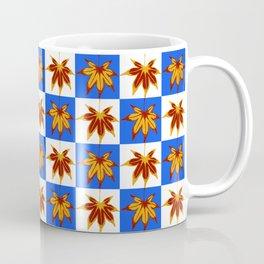 Patchwork Autumn Coffee Mug