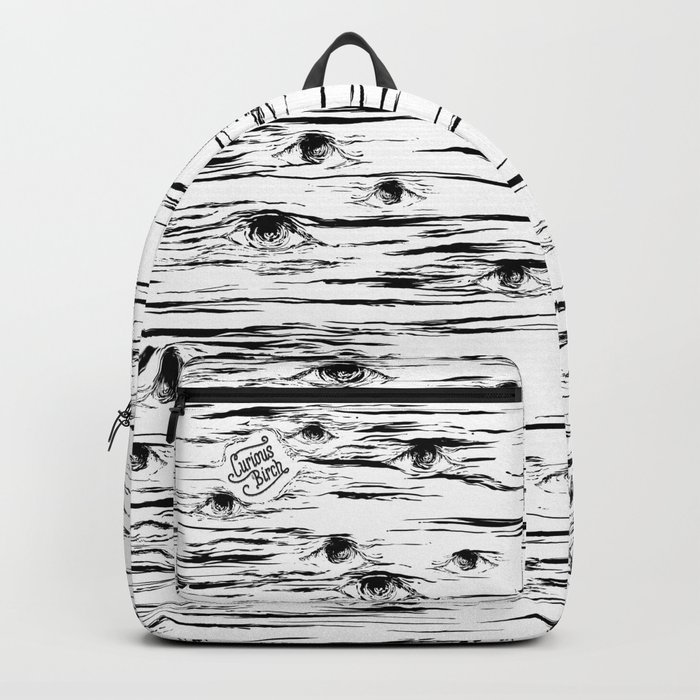 Curious Birch Backpack