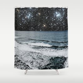Feels Like Home Shower Curtain