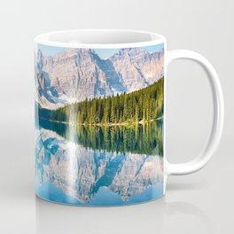 Moraine Lake, Canada #buyart #society6 Coffee Mug