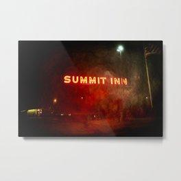 Summit Metal Print