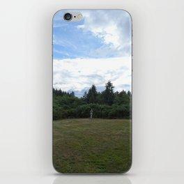 Vashon Garden Scene iPhone Skin