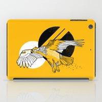 hawk iPad Cases featuring Hawk by Randyotter