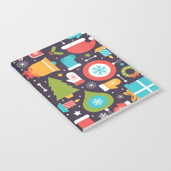 Christmas Time Notebook
