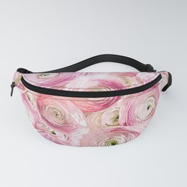 Bouquet of anemones Fanny Pack
