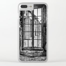Standstill Clear iPhone Case