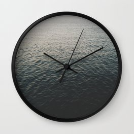 SLO waves Wall Clock