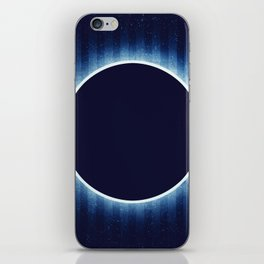The Moon - Lunar Eclipse iPhone Skin