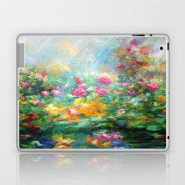 Roses paint  Laptop & iPad Skin