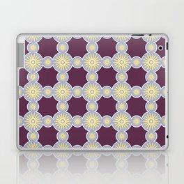 Mitosis Circular Print Seamless Pattern Laptop & iPad Skin