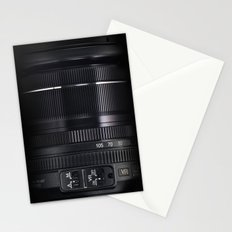 Camera Lens Stationery Cards