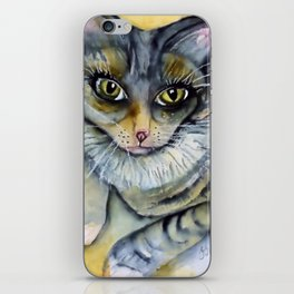 Cleo Kitty iPhone Skin