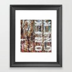 ONIK 2 Framed Art Print