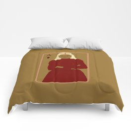 Ace of Diamonds Comforters