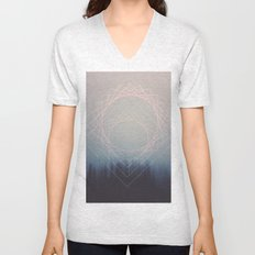 Lost fog Unisex V-Neck