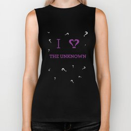 I heart The Unknown Biker Tank