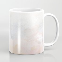 Ecstatic - Pink and Yellow Pastel Seascape Coffee Mug