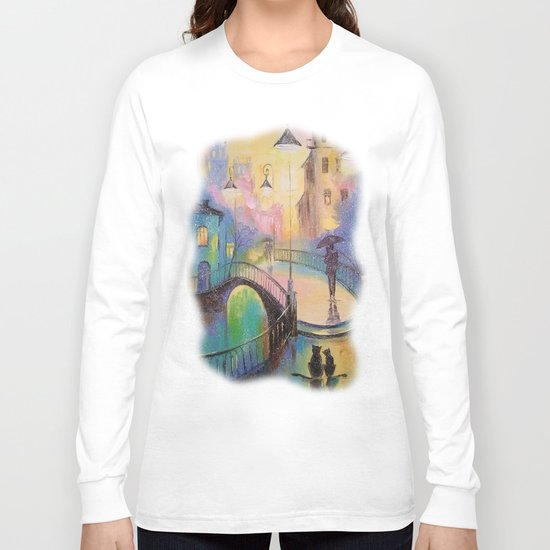 Time of love Long Sleeve T-shirt