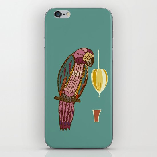 nectar thick iPhone & iPod Skin