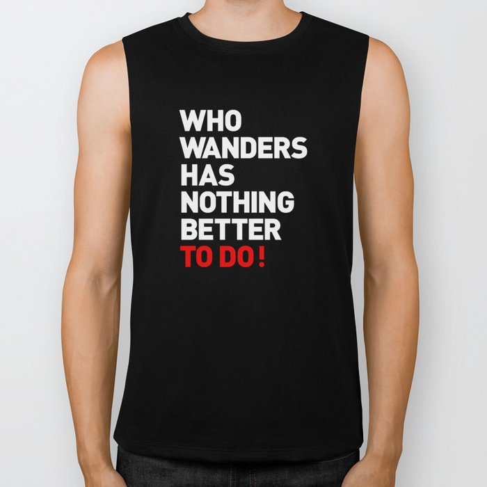 NEWSFLASH Biker Tank