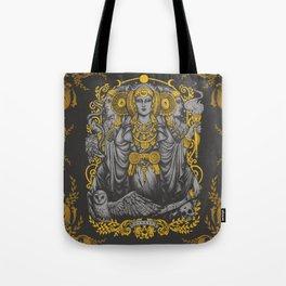 IBERIAN HECATE gray Tote Bag
