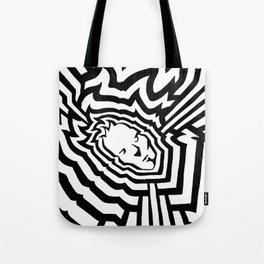 Radiation #2 Tote Bag
