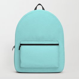 Pastels blue and pink Backpack
