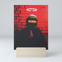 Human Again Mini Art Print