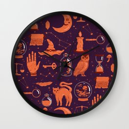 Under Your Spell Wall Clock