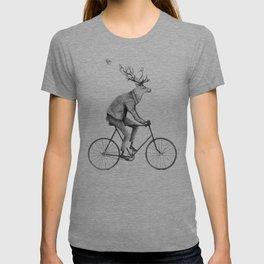 Even a Gentleman Rides T-shirt