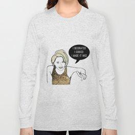 I made it nice Long Sleeve T-shirt