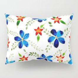 Breezy florals Pillow Sham