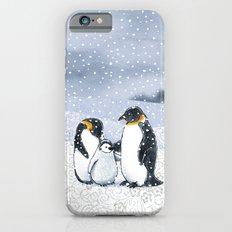 Penguins Slim Case iPhone 6s