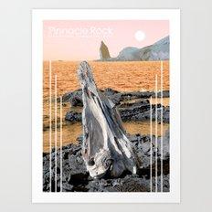 The Pinnacle Art Print
