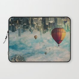 Passing By Laptop Sleeve