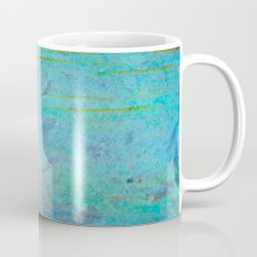 Blue Wash Mug